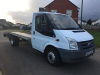 Ford transit recovery swaps and part x