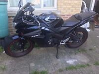Honda Cbr125r 2013 (Quick Sale £1700 Cash) Great Bike to learn on (125cc) (GONE TODAY)