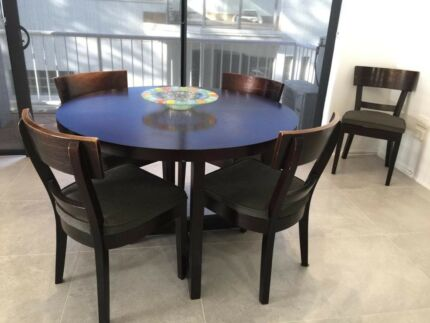 Dining Table Round Seat Oval Extension Dining Tables Gumtree - 6 seat oval dining table