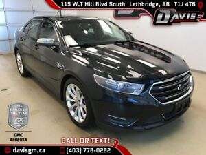 Used 2014 Ford Taurus Limited-AWD, Heated/Cooled Leather, Heated
