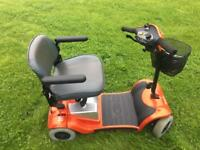 Kymco boot scooter in excellent condition .