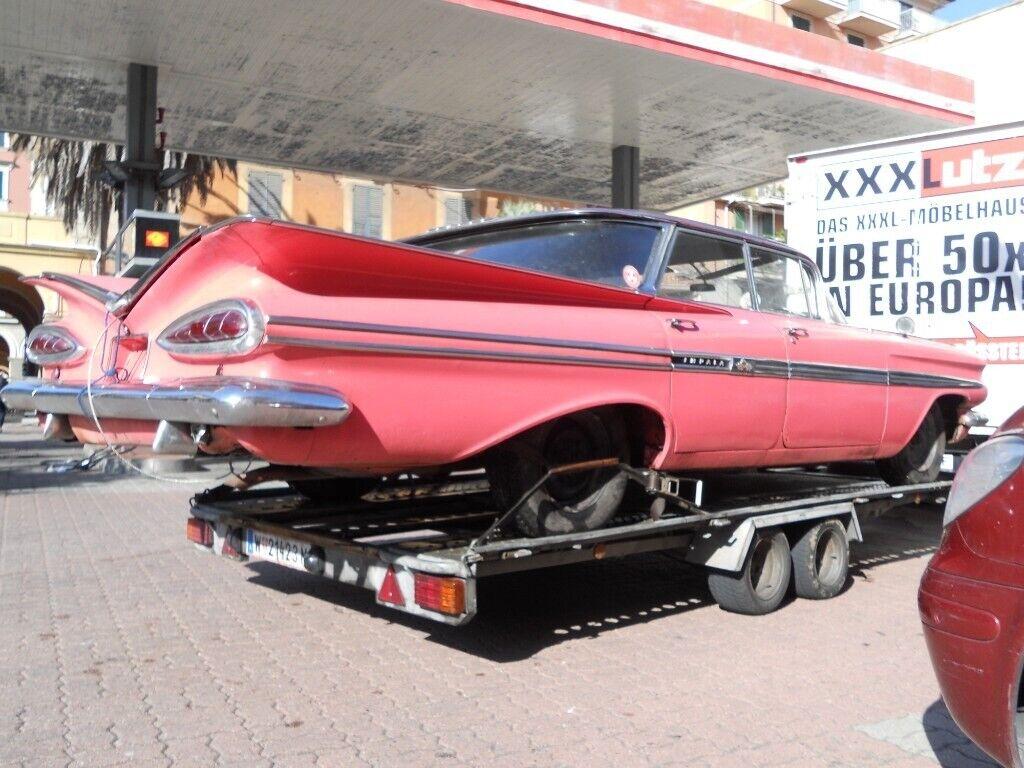 Chevrolet Impala Sport Sedan 1959