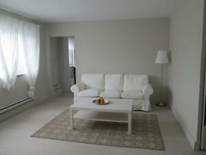 3.5 RENOVATED BY DESIGNER FREE MONTH ON DECARIE