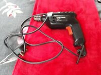 Black and Decker Hamer drill for sale..works perfectly