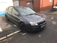 2007 Ford Focus 1.6 tdci style px swap £395 no offers px swap