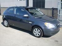 Hyundai Accent GL 2008 * AUTO + AIR = A-1 * 110 Km *