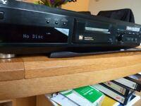 Sony MDS-JE 330 Black Mini Disc Player