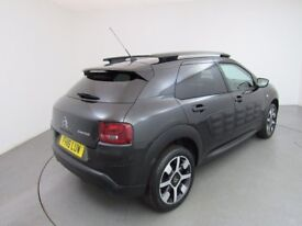 CITROEN C4 CACTUS BLUEHDI FLAIR (black) 2016