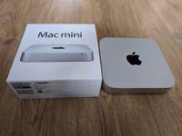 Apple Mac Mini Late 2012 Intel i7 2.6GHz 16GB RAM 128GB SSD & 1TB HDD
