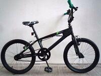 "(1885) 20"" ATRA FREE STYLE BMX BIKE BICYCLE 360 GYRO Age: 8-13, 130-160 cm"