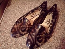 Genuine vivienne westwood shoes