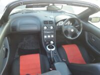 MG TF 2006 Very last of British made to be registered