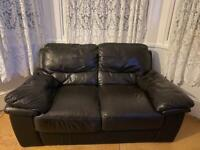 FREE dark brown 3+2 seater sofa
