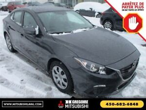 2015 Mazda MAZDA3 GX Bluetooth Groupe.Elec BAS+KMS Faut*Voire
