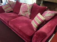 lovely large sofa for sale