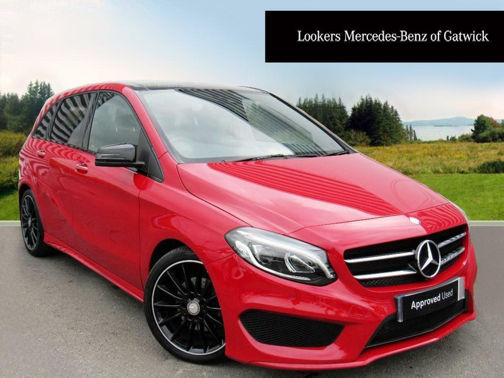 how to use park assist mercedes b class