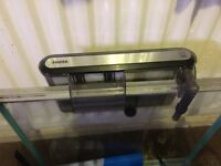 2 fish tanks with pumps heaters no lights