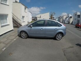Ford Focus Ghia 1.6, low milage, great car!