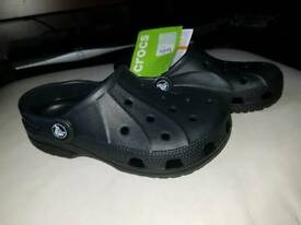 Brand new crocs size 1
