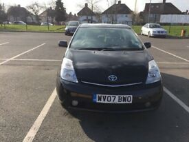 Toyota Prius T Spirit Vv-I Auto | 1.5 BLACK | CLEAN BEAUTIFUL RUNNER | MOT: 04 Apr 2018