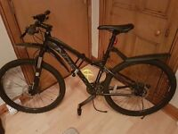 Norco Charger 7.3 mountain bike