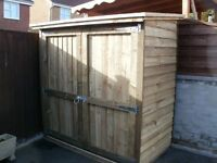 (new) premium quality storage shed