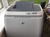 Printer , HP laser jet 2600. Good condition. Still in use 🖨
