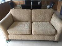 M&S three seater sofa