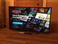 "Sony 49"" 4K UHD LED 3D SMART TV"