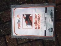 Radiator Reflector kit