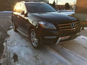 2012 Mercedes-Benz M-Class ACCIDENT FREE ,NAVIGATION, BACKUP CAM