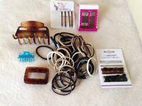 Hair Accessories - Hair Cips, Hair Bobbles