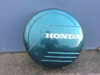 Honda C-RV Mk1 spare wheel cover