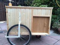 Catering bike trailer/street Food Cart / Coffee/market stall £1250