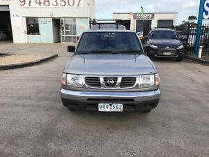2000 Nissan Navara AUTO Ute Hoppers Crossing Wyndham Area Preview