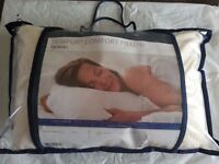 Tempur pillow travel comfortable soft bedroom new with carry case