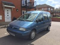 FIAT SCUDO 2.0 HDI D TURBO IDEAL 7 SEATER OR FOR A DISABILITY VEHICLE