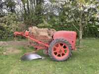 British Anzani Iron Horse Tractor