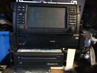 Bmw E46-E39 sat nav / Tv / Dvd player