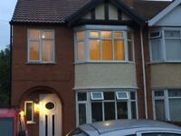 3 Bedroom Semi detached house in a quiet residential area