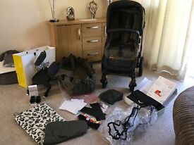 Bugaboo Cam3 Diesel limited edition
