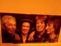 Rolling Stones Print