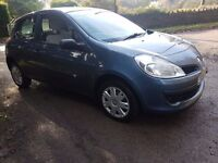 2006 RENAULT CLIO 1.2 IDEAL FIRST CAR CHEAP ON FUEL TAX AND INSURANCE