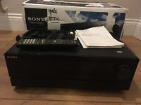 SONY STR-DN610 amplifier receiver all included. Local delivery available. CHEAP!