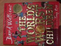 David Walliams book