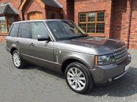 2011 Land Rover Range Rover Vogue SE TDV8 4.4 (still under warranty)