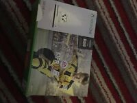 New Xbox one S in box FIFA edition
