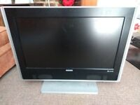 Bush 26 inch LCD TV - read description