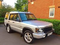 """2003 03 REG Land Rover Discovery 2 2.5 TD5 XS Auto Station Wagon 5dr (7 Seats) """" HPI CLEAR """""""