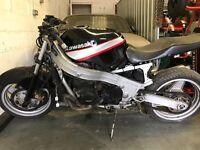 1989 Kawasaki zx10 motorbike, 1000cc, runner, spares or repair